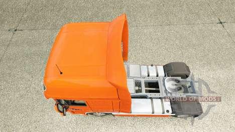 Скин GSG на тягач DAF для Euro Truck Simulator 2