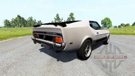 Ford Mustang Mach 1 для BeamNG Drive