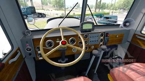 Peterbilt 351 v3.0 для American Truck Simulator