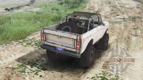 International Scout II 1977 [25.12.15] для Spin Tires