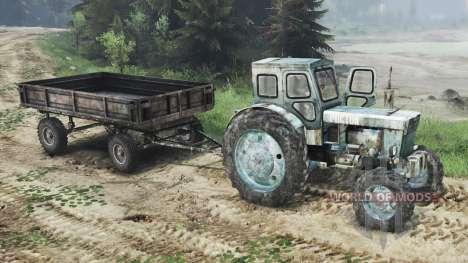 Т-40АМ [03.03.16] для Spin Tires