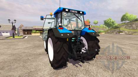 New Holland T5050 v2.0 для Farming Simulator 2013