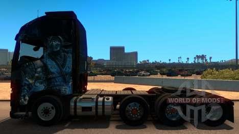 Volvo FH 2013 для American Truck Simulator