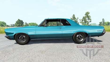Pontiac Tempest LeMans GTO 1965 для BeamNG Drive