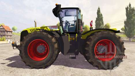 CLAAS Xerion 5000 Trac VC v1.0 для Farming Simulator 2013