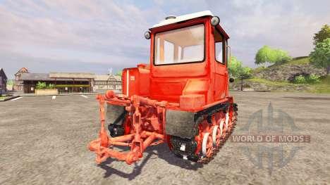ДТ-175С [edit] для Farming Simulator 2013