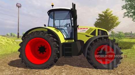 CLAAS Axion 950 v1.0 для Farming Simulator 2013