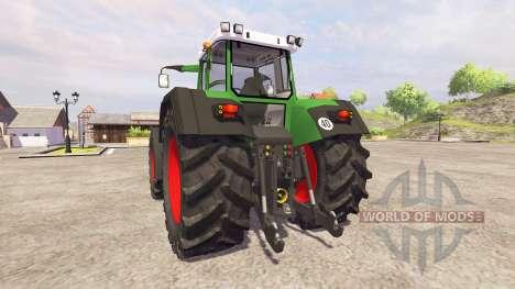 Fendt Favorit 824 Turbo v2.0 для Farming Simulator 2013