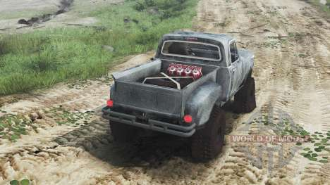 Ford F-100 1968 [25.12.15] для Spin Tires