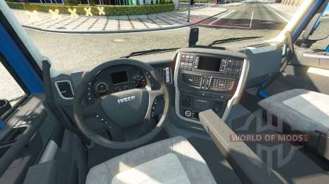 Iveco Stralis 560 Hi-Way 8X4 v1.0 для Euro Truck Simulator 2