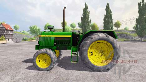 John Deere 2850 для Farming Simulator 2013