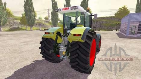 CLAAS Ares 826 RZ для Farming Simulator 2013