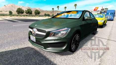Новые автомобили в трафике для American Truck Simulator