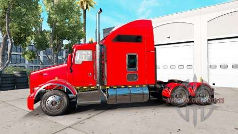 Kenworth T800 [update] для American Truck Simulator
