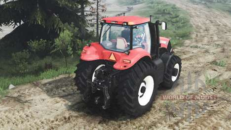 Case IH Magnum CVT 380 [25.12.15] для Spin Tires