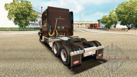 Peterbilt 389 v2.0 для Euro Truck Simulator 2
