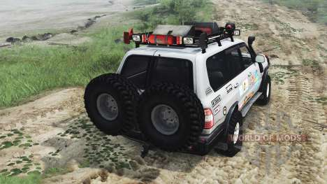 Toyota Land Cruiser 105 [25.12.15] для Spin Tires