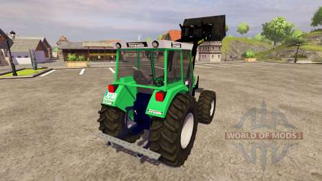 Torpedo 7506 FL для Farming Simulator 2013