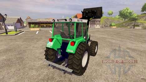 Torpedo 7506 FL для Farming Simulator 2013