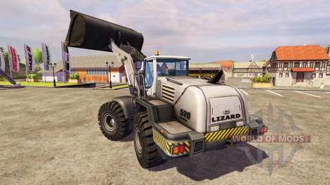 Lizard 520 для Farming Simulator 2013
