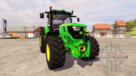 John Deere 6150R для Farming Simulator 2013