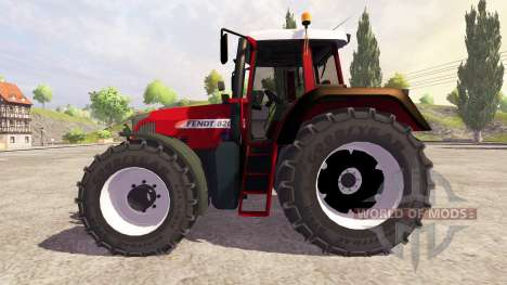 Fendt 820 Vario TMS v0.5 для Farming Simulator 2013