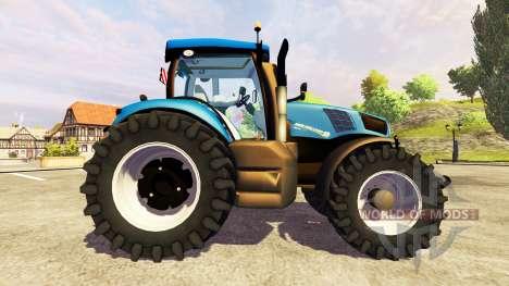 New Holland T8.390 v2.0 для Farming Simulator 2013