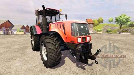 Беларус-3022 ДЦ.1 для Farming Simulator 2013