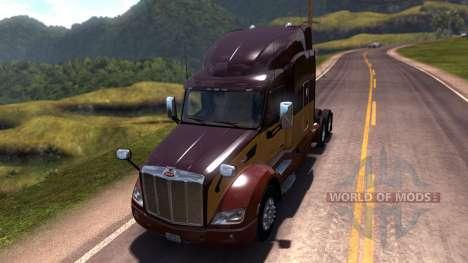 Карта Перу для American Truck Simulator