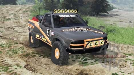 Chevrolet S-10 Buggy [03.03.16] для Spin Tires
