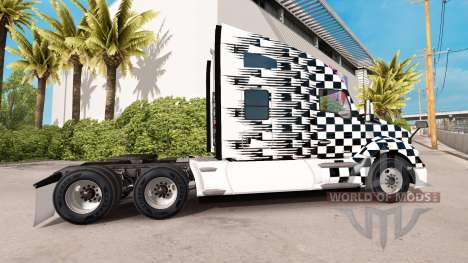 Скин Speed на тягач Kenworth для American Truck Simulator