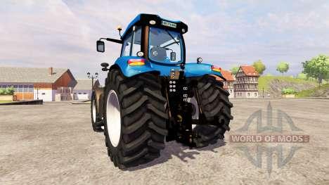 New Holland T8.390 v0.9 для Farming Simulator 2013