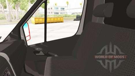 Mercedes-Benz Sprinter LWB v1.1 для American Truck Simulator