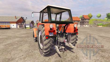 URSUS 1014 для Farming Simulator 2013