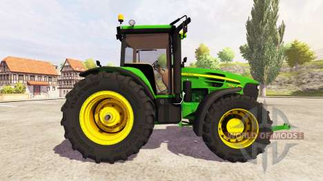 John Deere 7930 v1.2 для Farming Simulator 2013