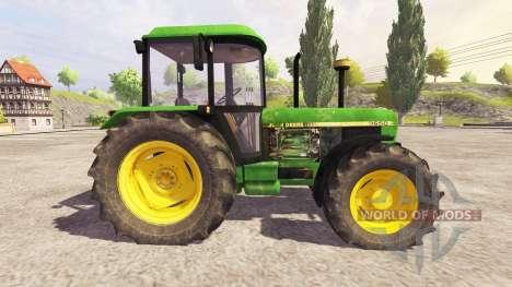 John Deere 3650 для Farming Simulator 2013
