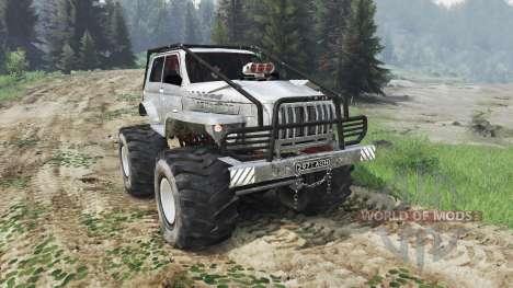 Урал Нива [03.03.16] для Spin Tires