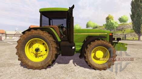 John Deere 8100 для Farming Simulator 2013