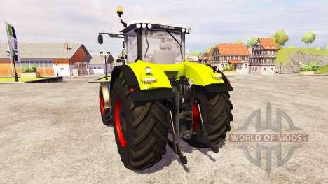 CLAAS Axion 950 v2.0 для Farming Simulator 2013