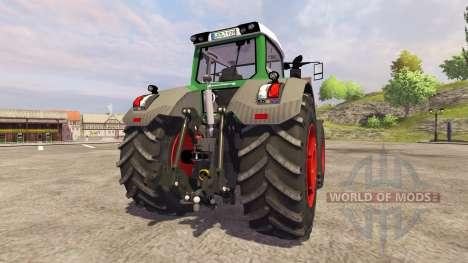 Fendt 939 Vario v3.0 для Farming Simulator 2013
