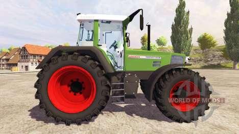 Fendt Favorit 818 Turbomatic v0.9 для Farming Simulator 2013