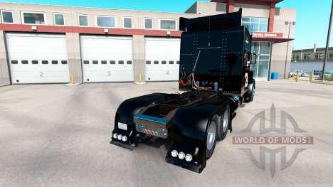 Скин Goodwrench Service на тягач Peterbilt 389 для American Truck Simulator