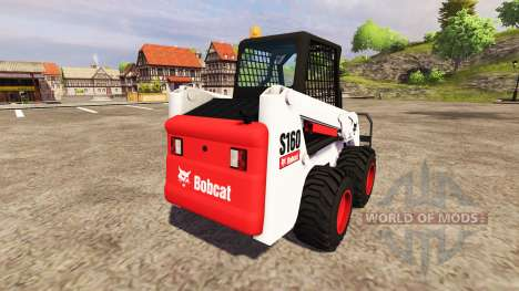 Bobcat S160 для Farming Simulator 2013