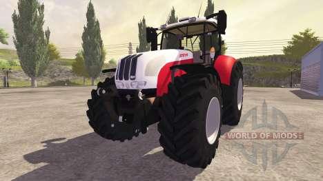 Steyr CVT 6230 для Farming Simulator 2013