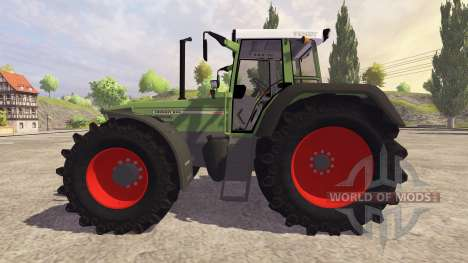 Fendt Favorit 824 Turbo для Farming Simulator 2013