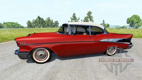 Chevrolet Bel Air Coupe 1957 для BeamNG Drive