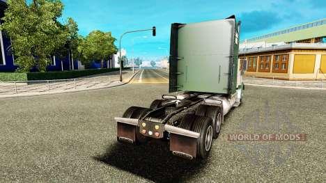 Freightliner Classic 120 для Euro Truck Simulator 2
