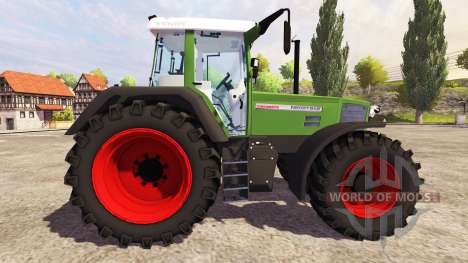Fendt Favorit 818 Turbomatic v1.0 для Farming Simulator 2013