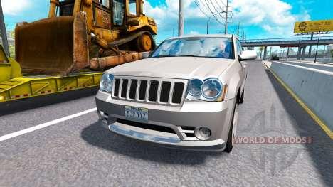 Расширенный трафик для American Truck Simulator