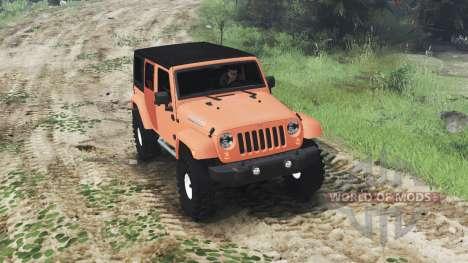 Jeep Wrangler Unlimited [03.03.16] для Spin Tires